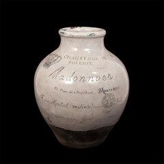 Vāze keramikas Madona 27x27x31 cm.