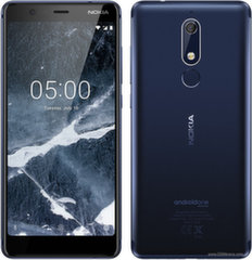 Nokia Nokia 5.1 DS. Blue