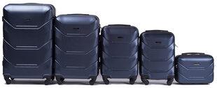 5 koferu komplekts Wings 147-5, tumši zils