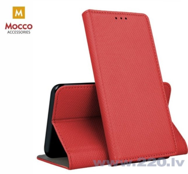 Mocco piemērots Samsung Galaxy A70, Sarkans