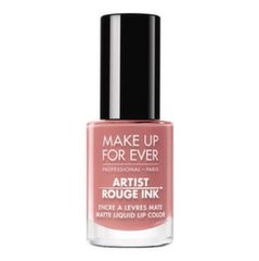 Šķidrā lūpu krāsa Make Up For Ever Artist Rouge Ink Matte 4,5 ml, 201 Lively Pink