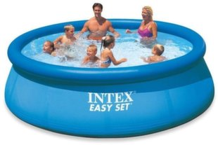Baseins Intex Easy Set 396x84 cm, bez filtra
