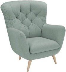 Krēsls BRW Pirjo, zaļš