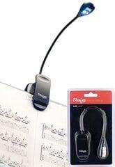 LED nošu apgaismojums Stagg MUS-LED 2 cena un informācija | LED nošu apgaismojums Stagg MUS-LED 2 | 220.lv