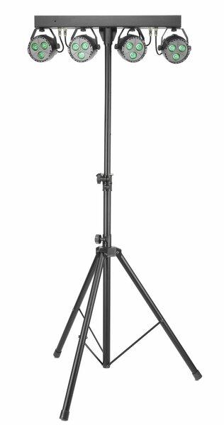 LED prožektoru komplekts Stagg SLB 4P34-41-2 cena