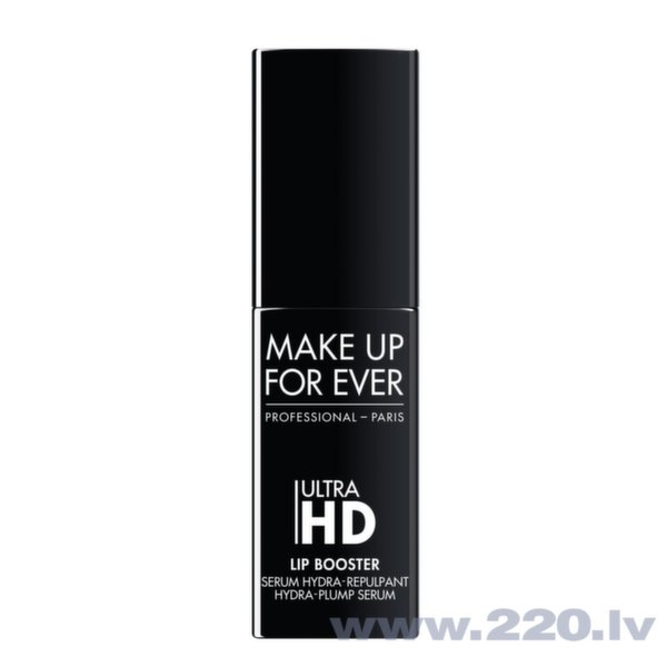 Produkts lūpām Make Up For Ever Ultra HD Lip Booster Hydra - Plum Serum, 00 Universal, 6 ml