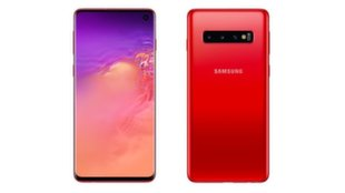 Samsung Galaxy S10e, 128 GB, Cardinal Red