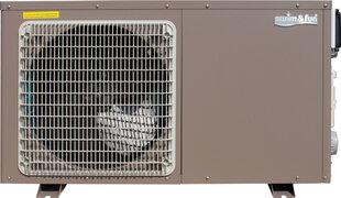 Baseina ūdens sildītājs Swim & Fun Inverter PRO WIFI, 5 kW cena un informācija | Baseina piederumi | 220.lv