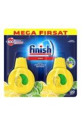Finish освежитель посудомоечных машин Lemon&Lime