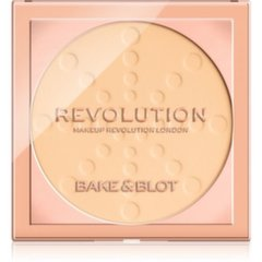 Kompakts pūderis Makeup Revolution London Bake & Blot 5,5 g