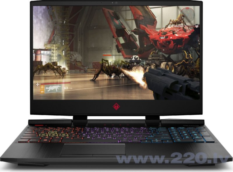 HP Omen 15-dc0013nw (4TW18EA) 8 GB RAM/ 512 GB SSD/ Windows 10 Home cena