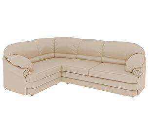 Stūra dīvāns Relax, krēmkrāsas