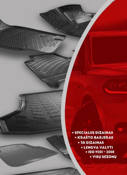 3D paklājiņi Rizline BMW X5 2006-2012 atsauksme