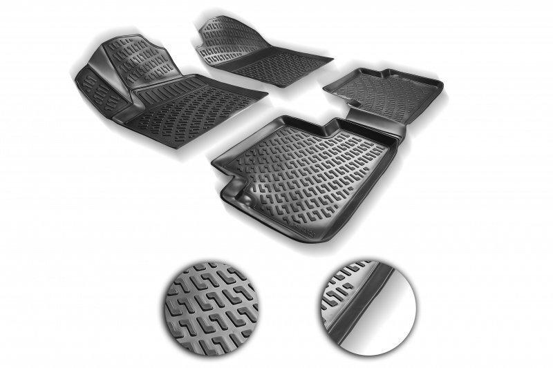 3D paklājiņi Rizline BMW X5 2006-2012 internetā