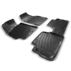 3D коврики Rizline Toyota Auris 2007-2012