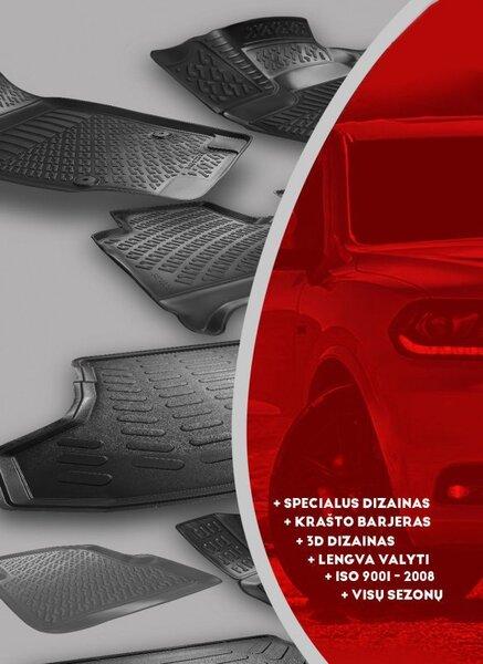 3D paklājiņi Rezline BMW X5 2006-2012 internetā