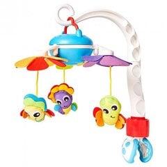 Piekarināms muzikālais karuselis Playgro Travel Mobile, 0185479
