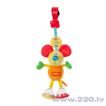 Piekarināma rotaļlieta Pelīte Mumsy Playgro, 0101141 cena un informācija | Rotaļlietas zīdaiņiem | 220.lv