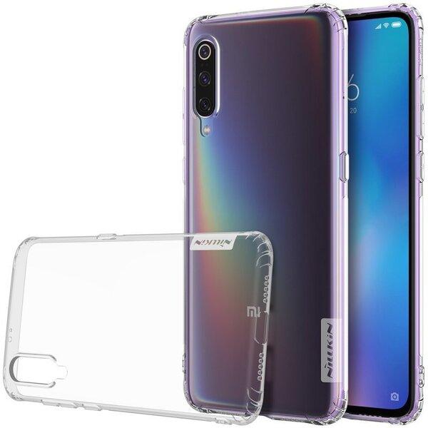 Nillkin paredzēts Xiaomi Mi 9, Caurspīdīgs cena