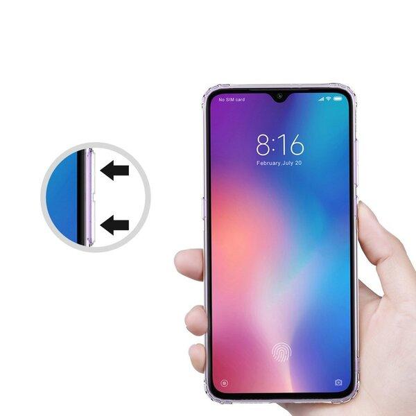 Nillkin paredzēts Xiaomi Mi 9, Caurspīdīgs