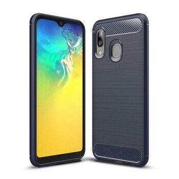 Hurtel paredzēts Samsung Galaxy A20e, Zils