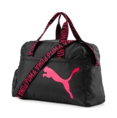Sporta soma Puma AT ESS Black-Pink, 30 l