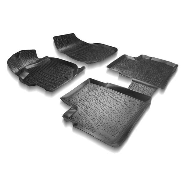 3D paklājiņi Rizline Honda Jazz 2001-2008
