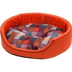 Comfy лежак L Orange 58x50x15 см цена и информация | Comfy лежак L Orange 58x50x15 см | 220.lv