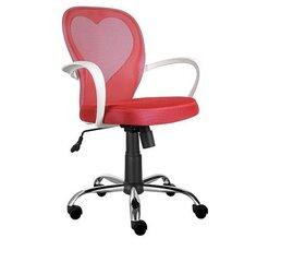 Bērnu krēsls Daisy, sarkans