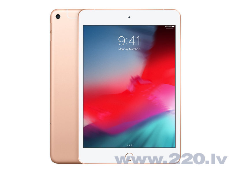 "Apple iPad mini 7.9"" Wi-Fi+4G 256GB, Zeltains, 5th gen, MUXE2HC/A cena"