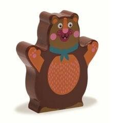 Koka grabulis Oops Bear 13008.11 cena un informācija | Rotaļlietas zīdaiņiem | 220.lv
