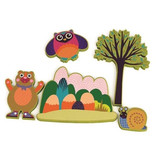 Vannas rotaļlietas Oops Forest 15002.10