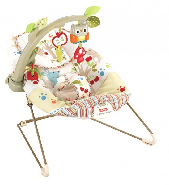 Šūpuļrēsliņš Fisher Price Woodsy, X3844