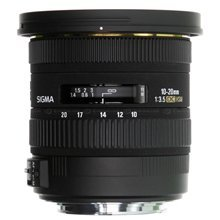 Sigma AF 10-20mm F3.5 EX DC HSM (Nikon)