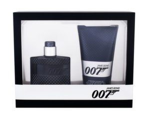 Набор для мужчин James Bond 007 EDT 50 мл + гель для душа 150 мл