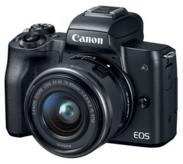 Canon EOS M50 15-45 IS STM (Black)