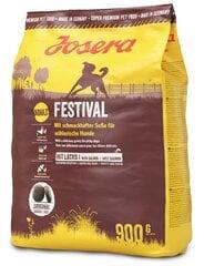 Josera izvēlīgiem suņiem Festival, 900 g