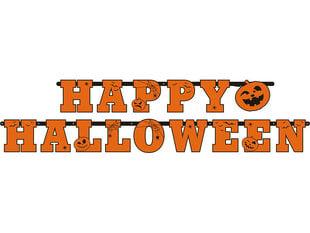 Virtene Happy Halloween, 13x210 cm, 1 gab.