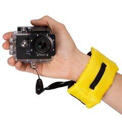 SJCAM Floating Wrist yellow cena un informācija | Aksesuāri videokamerām | 220.lv