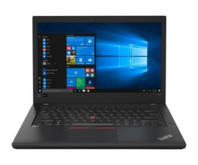 Lenovo ThinkPad T480; i5-8250U 8GB 500GB FP W10P THUNDERBOLT 3 ThinkShutter privacy