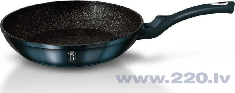 Berlingerhaus WOK сковорода Metallic Line Aquamarine Edition, 28 см