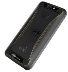 Blackview BV5500 PRO, Dual SIM 3/16 GB, Melns