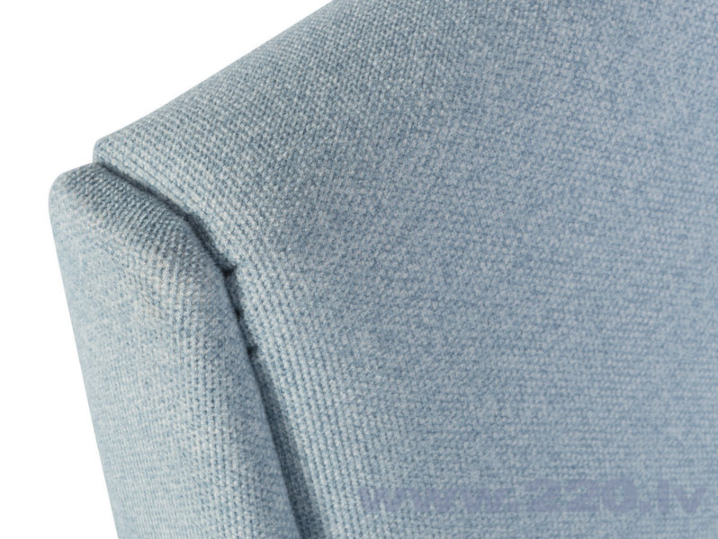 Кровать BRW Cosala, 120x200 см, синяя