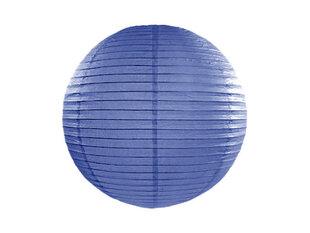 Piekarama papīra dekorācija 20cm, zila
