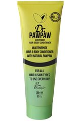 Matu un ķermeņa kondicionieris Dr. PawPaw Everybody Hair and Body Conditioner 250 ml cena un informācija | Matu un ķermeņa kondicionieris Dr. PawPaw Everybody Hair and Body Conditioner 250 ml | 220.lv