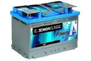 Akumulators Jenox Classic 120AH 950A