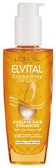 Matu kokosriekstu eļļa Elvital EO Coco 100 ml cena un informācija | Matu kokosriekstu eļļa Elvital EO Coco 100 ml | 220.lv