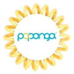 Neliela matu gumija Papanga Vanilla 1 gab.