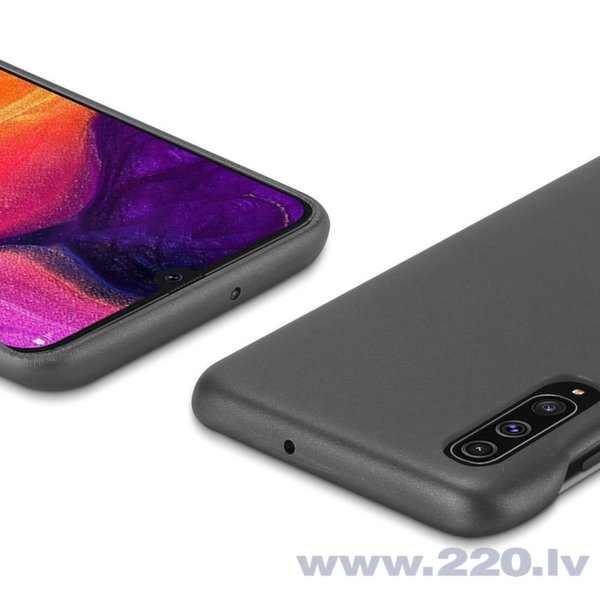 DUX DUCIS Skin Lite PU Leather case for Samsung Galaxy A50 black