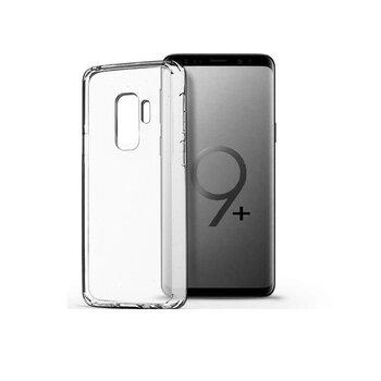 TelForceOne Vāciņš Devia Shockproof paredzēts Samsung Galaxy S9 caurspīdīgs (BRA006651)